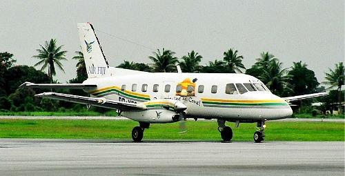 Air Fiji airplane
