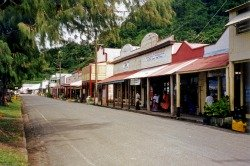 the first capital of fiji was Levuka