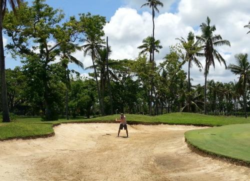 Denarau Island golf