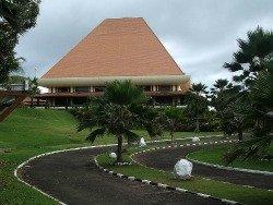 Parliament house Suva Fiji