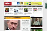 Fiji Sun a Fiji newspaper