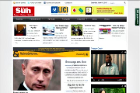 The Fiji Sun online