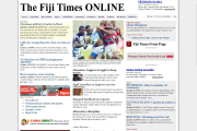 Fiji Times a Fiji newspaper