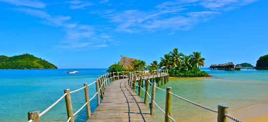 likuliku resort - Fiji honeymoon
