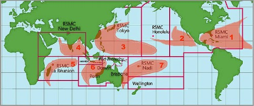 Fiji Meteorological Service - What's the Fiji weather forecast?