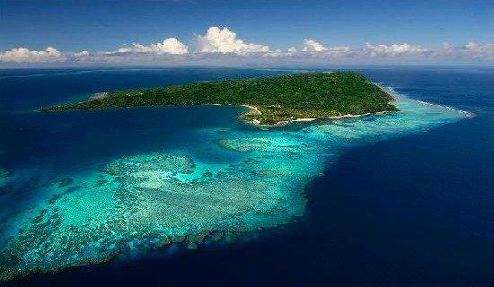 Wakaya Island, one of the islands for sale in Fiji