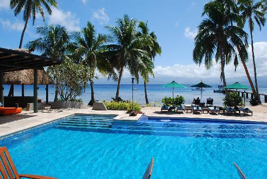 Jean-Michel Cousteau is a wonderful option for family vacations in Fiji