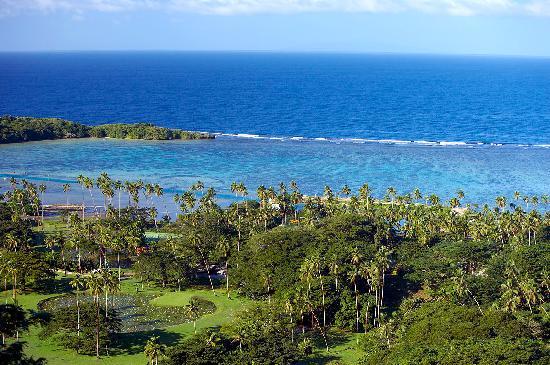 Koro Sun a wonderful all inclusive Fiji family resort