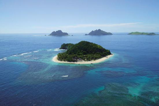 Matamanoa island resort - Fiji honeymoon