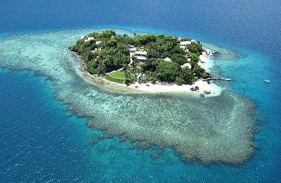 Royal Davui is a great Fiji honeymoon resort