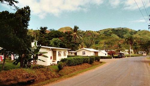 Fiji Islands - Savusavu, Vanua Levu, Fiji