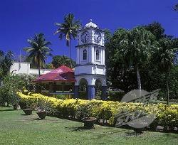 Thurston Gardens, Suva Fiji
