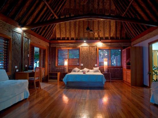 toberua island resort near Nausori