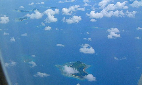Fiji real estate options includes islands in the Mamanucas