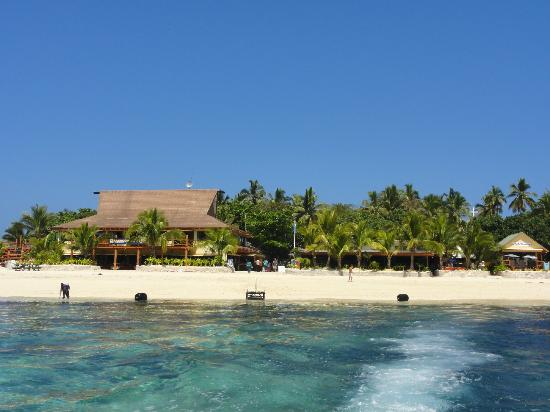 Beachcomber Island Resort Fiji