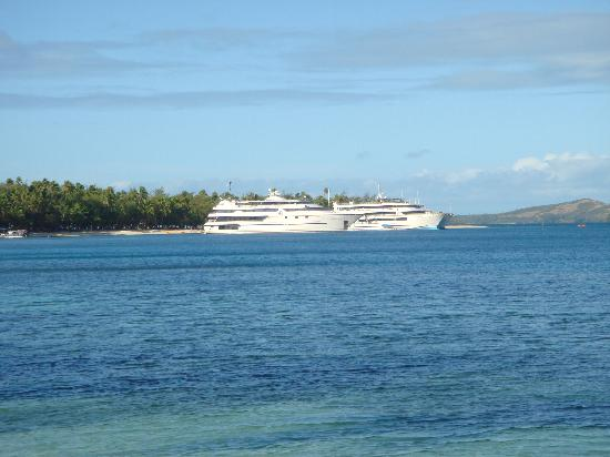 Blue Lagoon Cruises Fiji