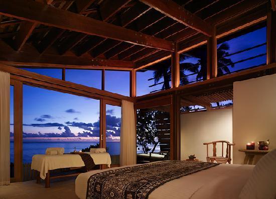 Shangri La Fiji's spa CHI