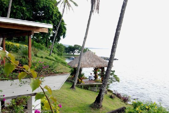 Garden Island Resort Fiji a great Fiji dive resort