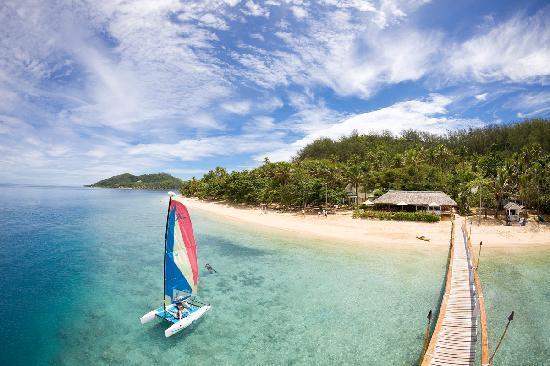 Malolo Island Resort a great fiji family resort option