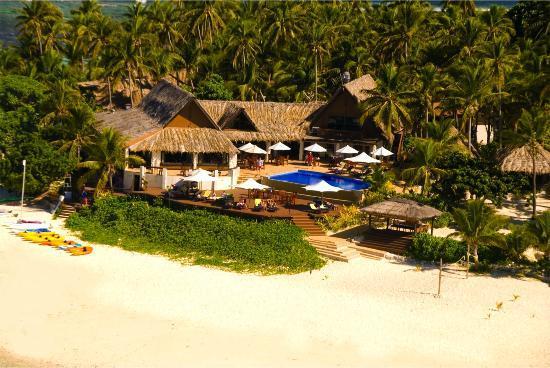 Matamanoa Island Resort Fiji offers great Fiji vacations