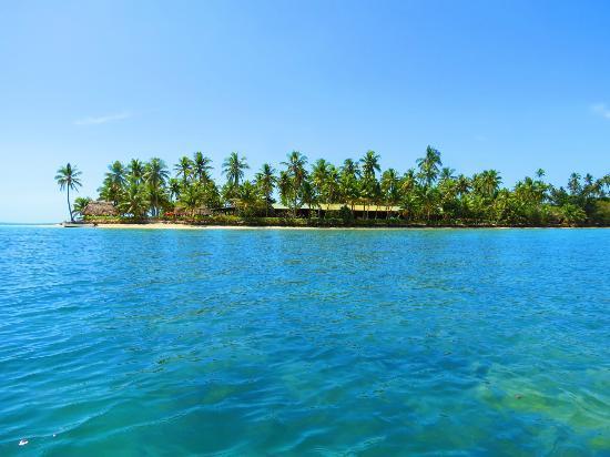 Nukubati Island Fiji