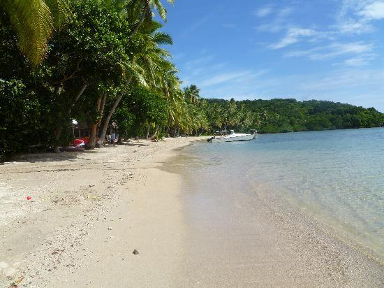 Papageno resort Fiji on a fiji holiday