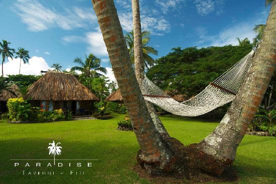Paradise Taveuni Resort Fiji