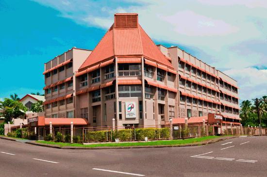 Peninsula International Hotel, Suva - Hotels in Fiji