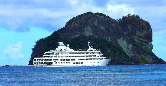 captain cook reef endeavour - Fiji cruises