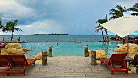 Sheraton Fiji Resort pool