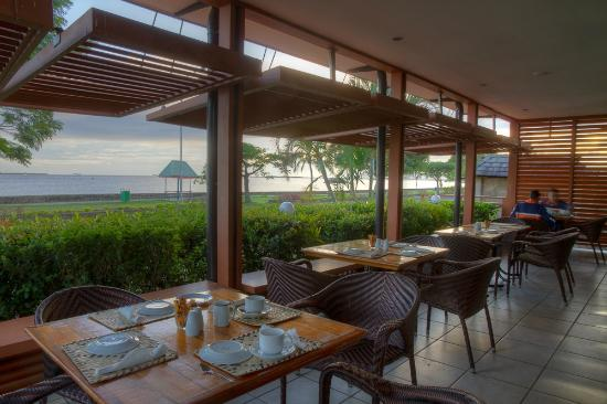 Tanoa Waterfront Hotel is one of the better hotels in Fiji