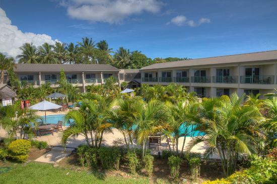 Tanoa Waterfront Hotel Fiji