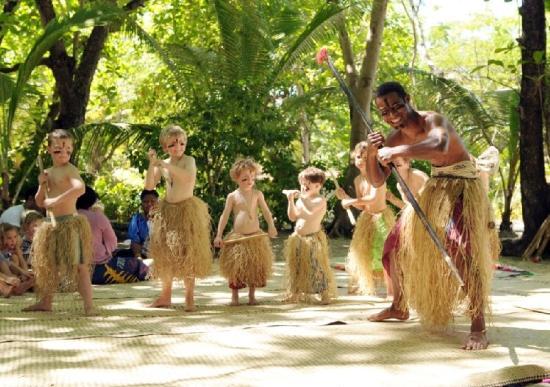 Treasure Island Fiji Kids Club