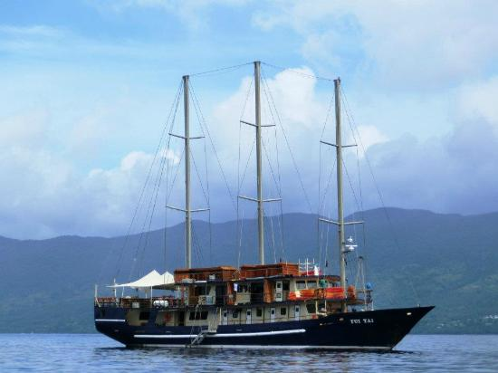Tui Tai offers excellent Fiji cruises packages in Vanua Levu